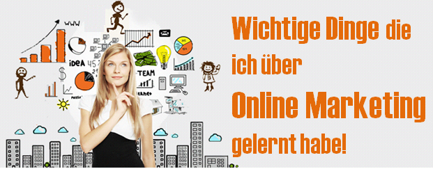 wichtige dinge über online marketing